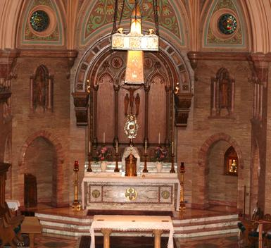 Holy Ghost Church Catholic Church